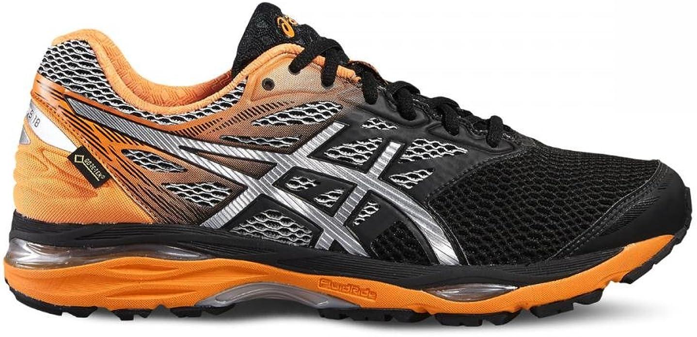 Asics Gel-Cumulus 18 G-TX, Zapatillas de Running para Hombre: Amazon.es: Zapatos y complementos