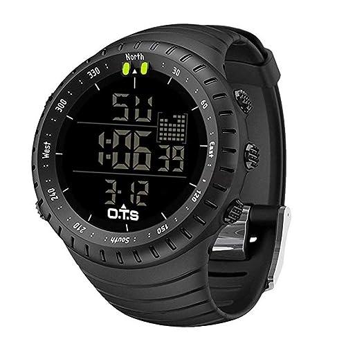 Palada: Men's Digital Sports and Tactical Watch