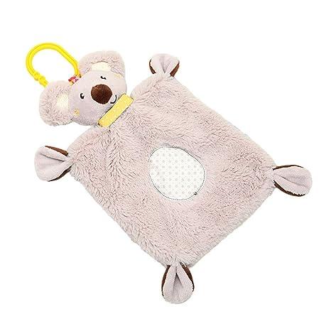 mi ji Toalla de Juguete para Bebé Confortable Koala Peluche de Juguete Multifuncional Sleep Animal Dolls