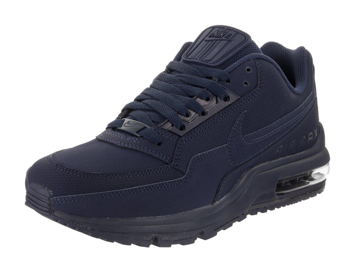 Nike Hommes Air Max LTD 3 Chaussures de course Midnight Marine/Midnight Marine Limite d'achat attrayant 27K215