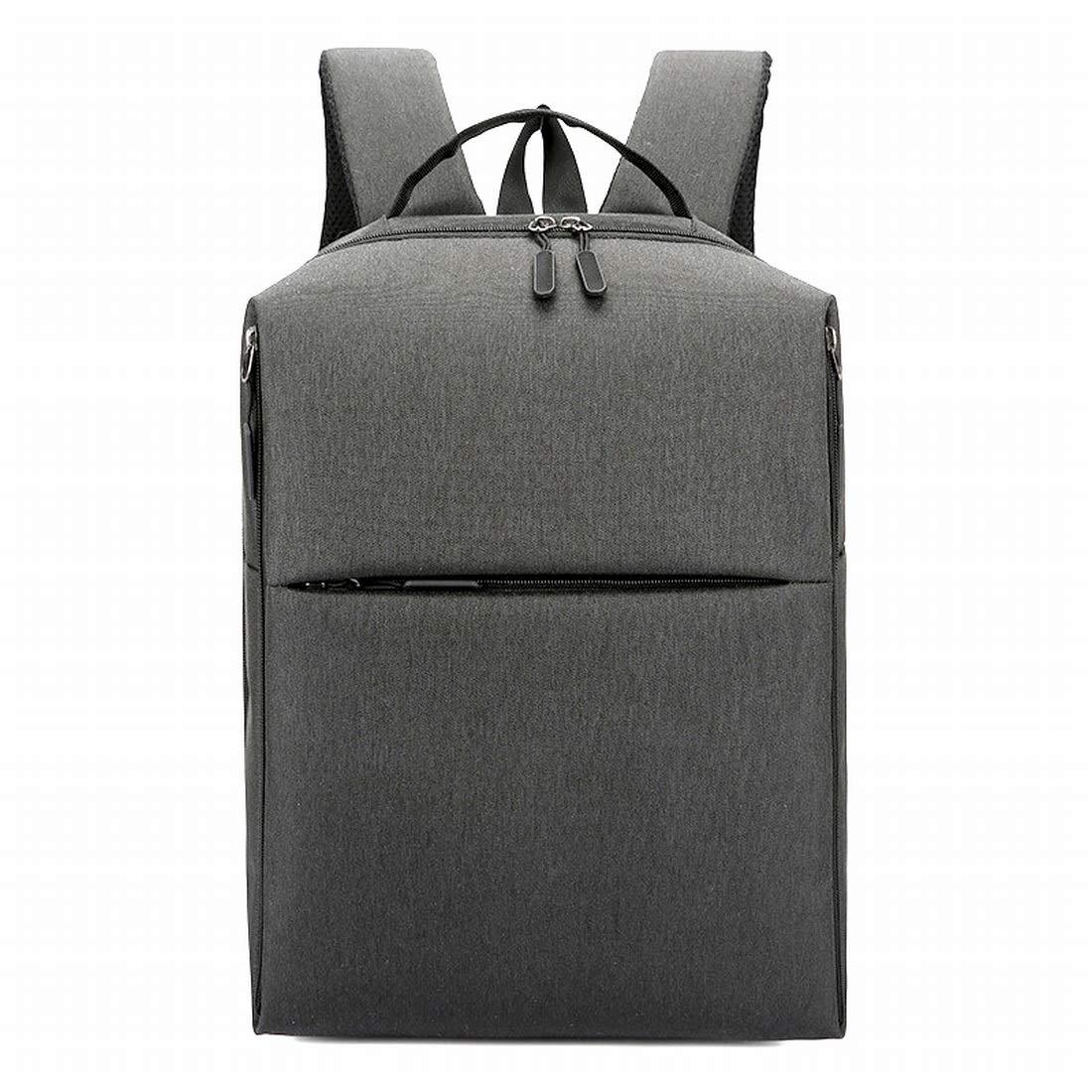 Casinò e attrezzature Mkulxina Laptop Backpack 15.6 Pollici Expansion Daypack Serratura codificata antifurto con Porta USB Resistente allAcqua in Nylon Valigetta Borsa del Computer Portatile Tablet Color : Light Grey Sport e tempo libero