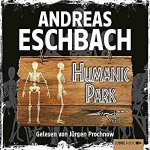 Humanic Park Audiobook