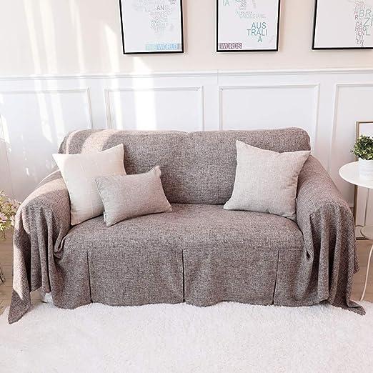 Aich Tela del sofá, 1 Pieza Protector de Muebles ...