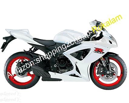Amazon.com: Hot Sales,Motorcycle Fit For Suzuki GSX-R 600 750 K6 06 ...