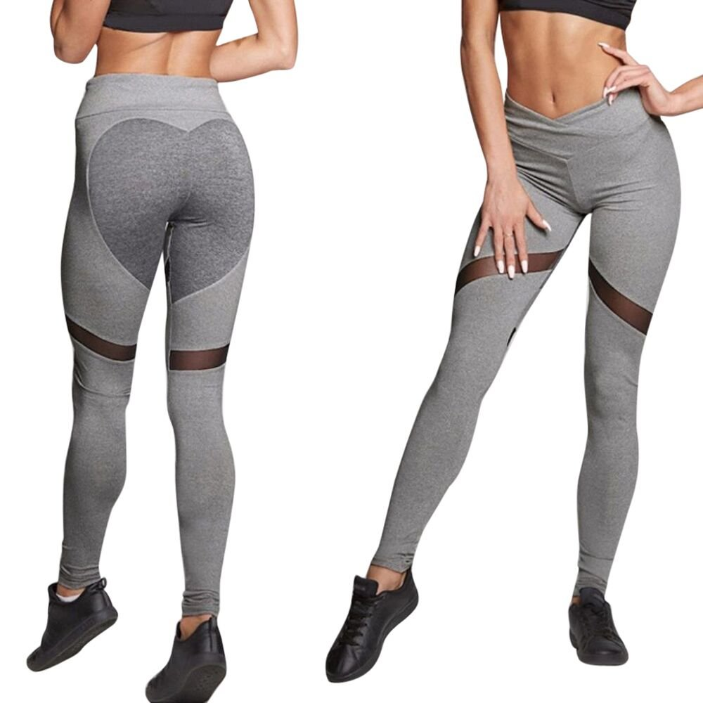 Gillberry Women Sports Trousers Athletic Gym Workout Fitness Yoga Leggings Pants WY5462