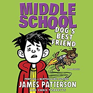 Middle School: Dog's Best Friend Audiobook