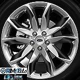 Fits 2014 FORD EXPLORER 20''Wheels- GLOSS BLACK RimTats (Vinyl Graphics-GR?FICOS DE VINILO)