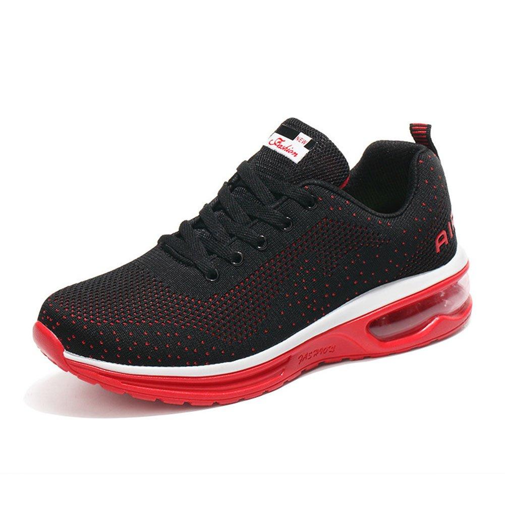 Zapatos Casuales de Mujer, Zapatos de Sacudida de la Aptitud Zapatos Deportivos Zapatos de Correr de la Mujer Zapatilla de Zapatos de Balancín de la Aptitud de Las Señoras (Color : 03, Tamaño : 43) 43|03