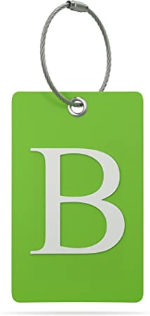 Shacke Bendable Personalized Luggage Tag