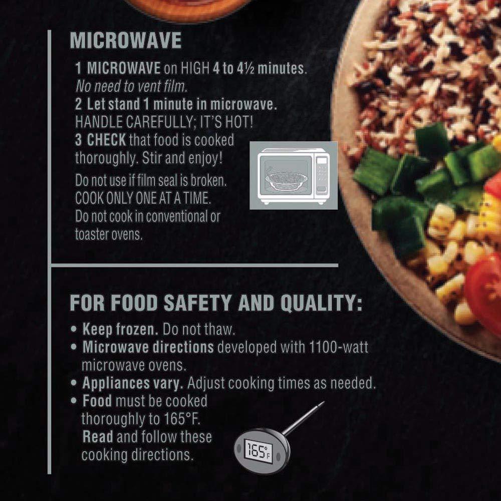 Healthy Choice Power Bowls Frozen Dinner Adobo Chicken Bowl 9 75
