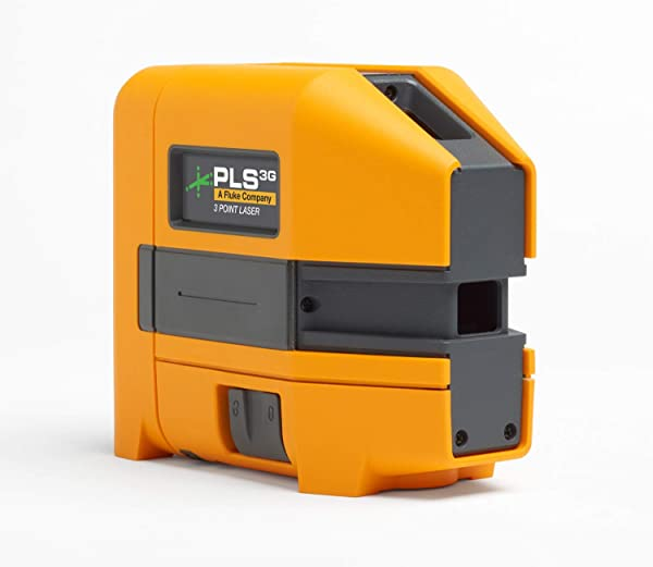 Most Compact Green Laser Level: PLS 3-Point Green