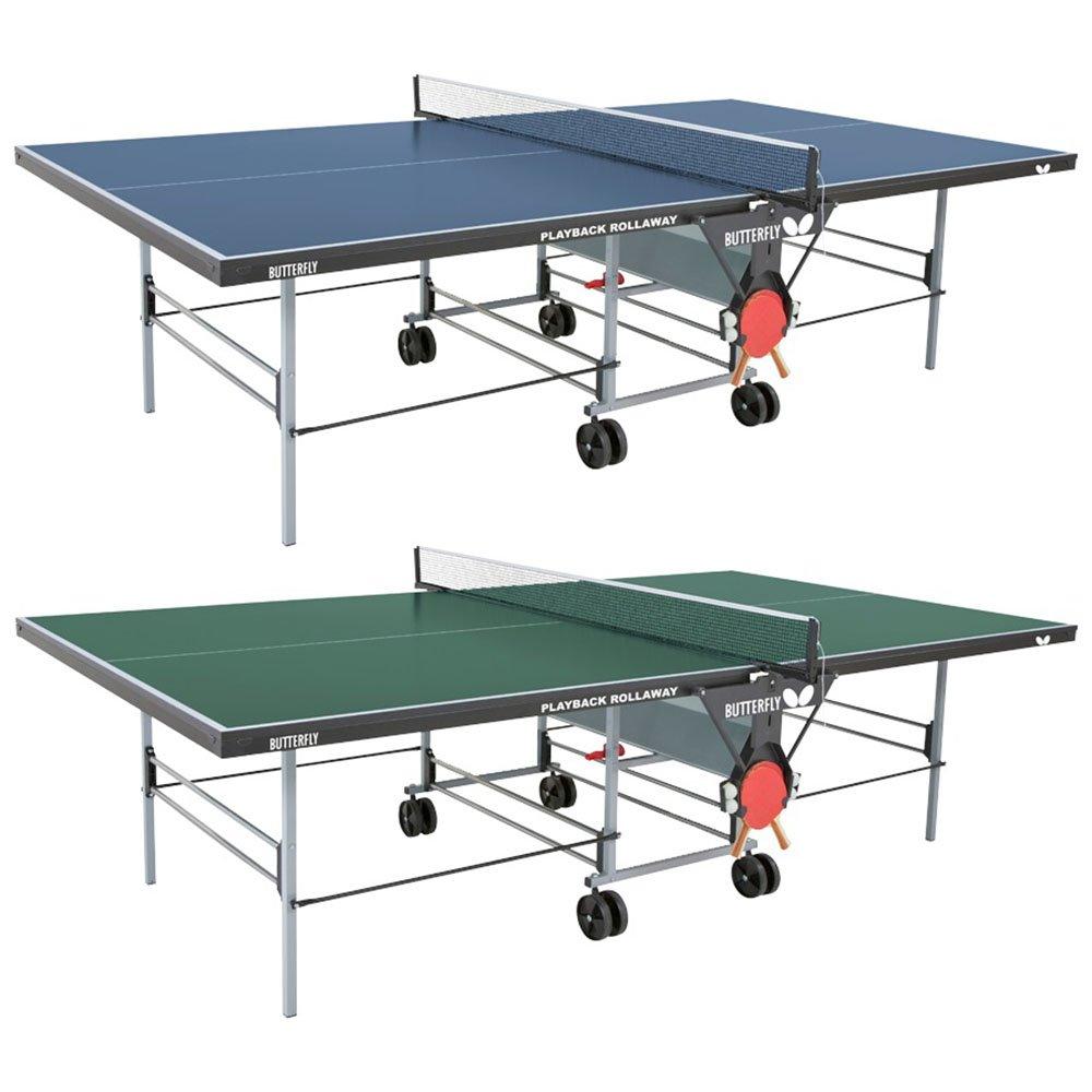 [バタフライ]Butterfly Playback Rollaway Table Tennis Table TR26B [並行輸入品] B000JFKH04