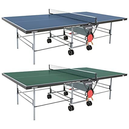 Amazon Com Butterfly Playback 19 Table Tennis Table 3 4 Ping
