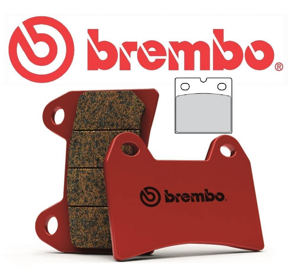 BREMBO Bremsbelag 07BB14SP