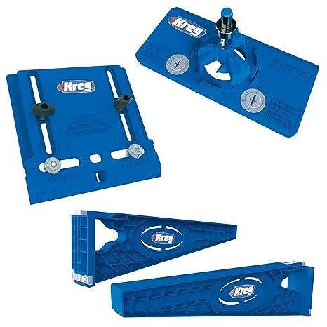 Kreg Tool Company - Plantilla de deslizamiento de cajón con ...