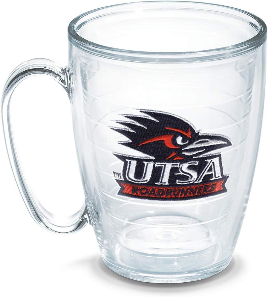 Tervis Texas University San Antonio Emblem Individual Mug, 16 oz, Clear - 1051798