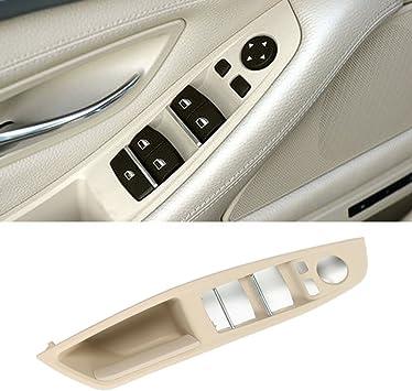 Amazon Com Jaronx Driver Side Door Handle For Bmw 5 Series Window Switch Armrest Panel Left Front Door Armrest Pull Handle For Bmw F10 F11 520 523 525 528 530 535 2010 2016 Off White Lccx Color Automotive