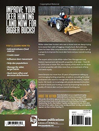 White-tailed Deer Management and Habitat Improvement: Steve Bartylla
