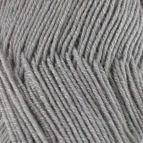 - Super Fine Weight Soft and Slim Yarn Color 9916 Pin Stripe Grey - BambooMN - 2 Skeins