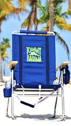 Tommy Bahama Hi-Boy Beach Blue Chair