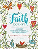 My Faith Journey: 52 Week Guided Devotional with