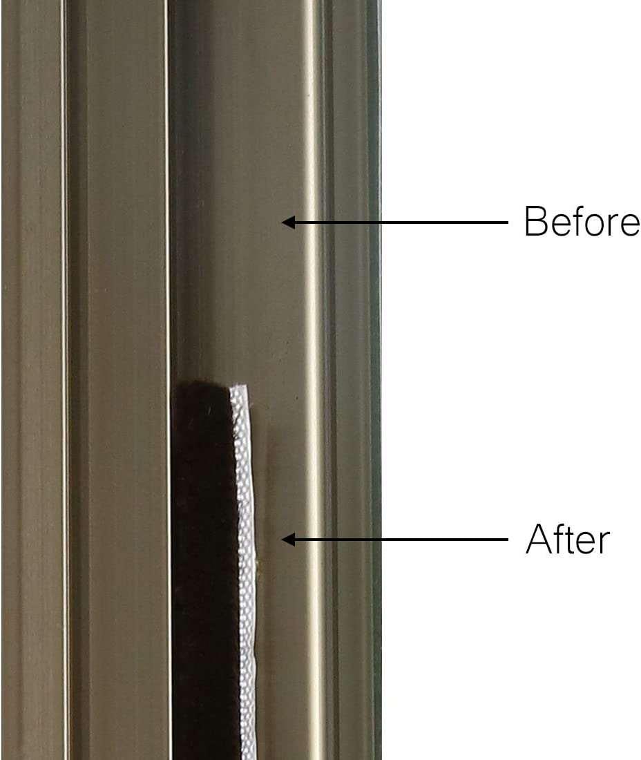 uxcell Furniture Door Seal Strip Weather Stripping for Window 16.4 Ft Gray 3//8 Inch Width x 3//16 Inch Thick