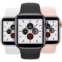 Relógio Inteligente Smartwatch Iwo 12 Pro Android IOS 40mm (Prata)