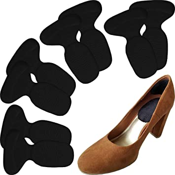 Details about 4 Pairs High Heel Cushion Inserts Shoe Inserts Pads Foot Grips Pads for Women