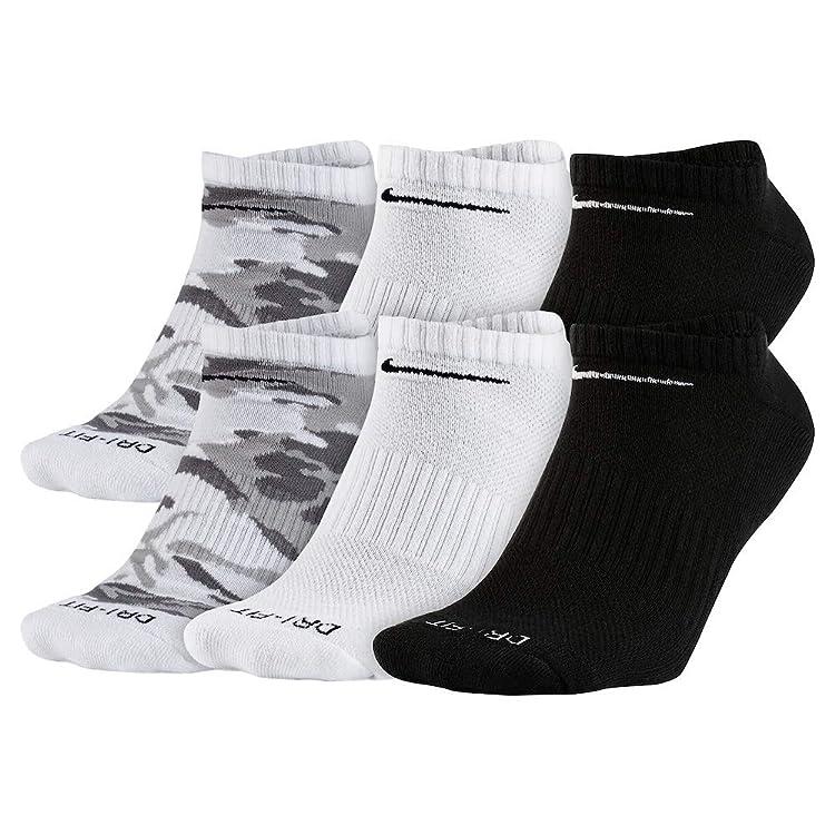 Nike Dri-FIT No-Show Training Socks