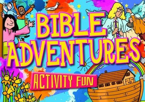 Download Bible Adventures (Activity Fun) PDF
