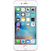 Apple iPhone 6s 64 GB UK SIM-Free Smartphone - Rose Gold (Renewed)
