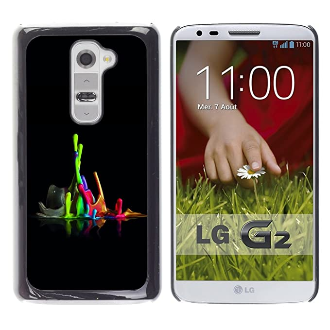 Centro SKCASE/Carcasa bolsa - LG G2 - Color Combo: Amazon.es ...