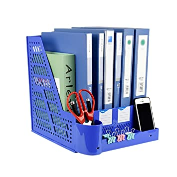 LPYMX Decoración de la Pared Suministros de Oficina, archivador, cuatriciclo, archivador, archivador, Datos, Soporte, Archivo, Barra: Amazon.es: Hogar