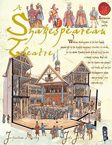 A Shakespearean Theatre (Fixed Layout Edition) (Spectacular Visual Guides) (The Globe Theater History)