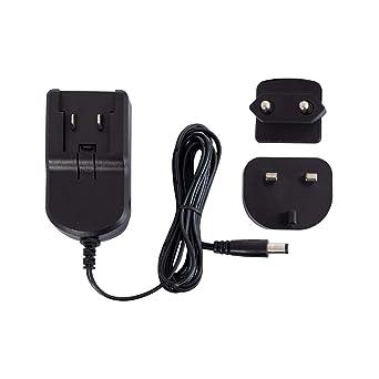 Cargador Foco Proyector Slim 10W y 20W con Batería Negro: Amazon ...
