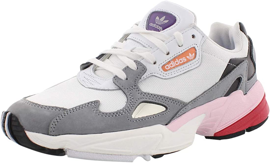 adidas Womens Falcon Low Top Sneakers