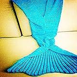 Mermaid-BlanketFYHAP-Mermaid-Tail-Blanket-Soft-All-SeasonsSofa-Quilt-Living-Room-Super-Sleeping-Bags