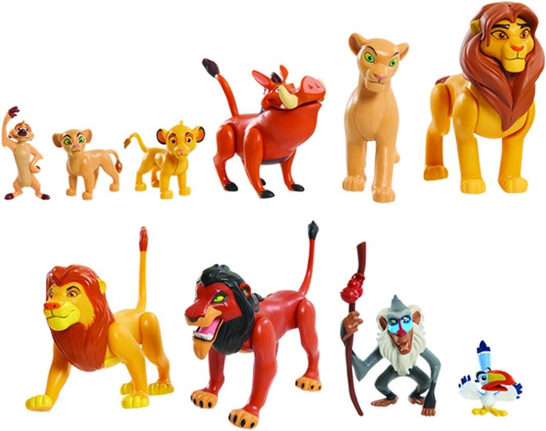 Amazon.com: JP Lion Guard LNN08000 The Lion King Deluxe ...