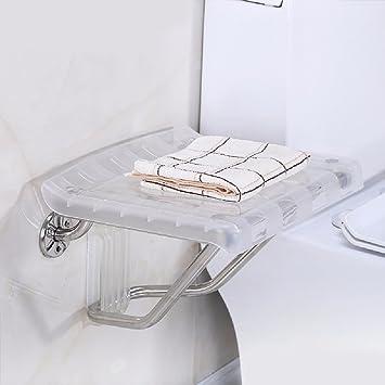 WAWZJ Badezimmer-Geländer Plastik - Stuhl Duschen - Stuhl Bad Hocker ...