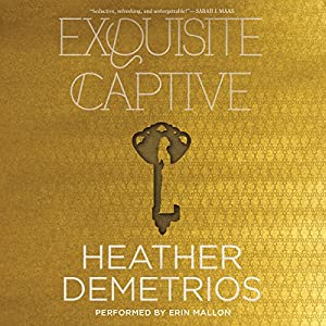Exquisite Captive Audiobook