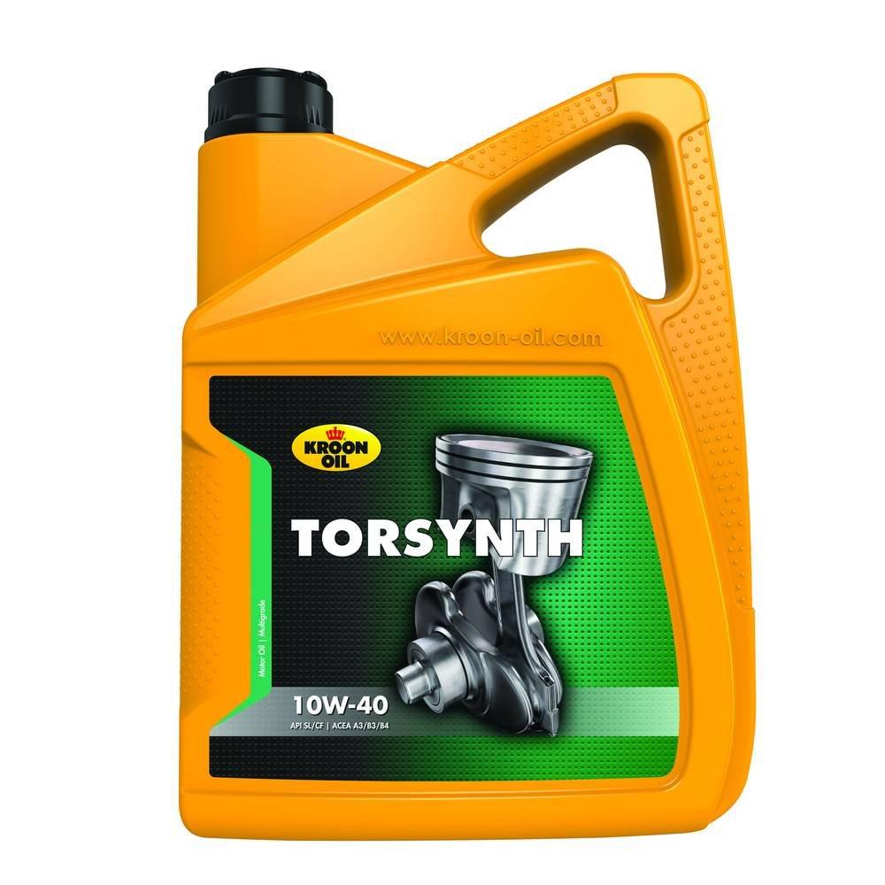 CARPOINT Kroon-Oil 1838022 2336 Torsynth tr 10W-40, 5 L