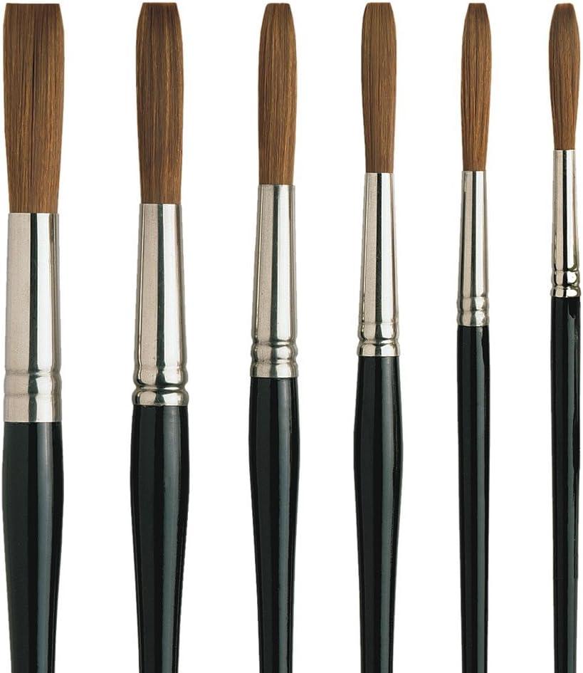 Prolene Flat Synthetic Watercolour Brush Series 106 Size 1in Pro Arte
