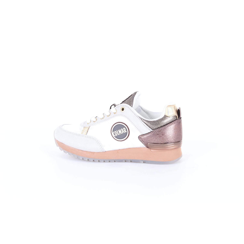 Colmar Travis Jane Sneakers Donna Bianco 36: Amazon.it