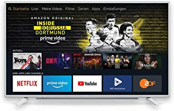 Grundig SZZ000 TV 109,2 cm (43