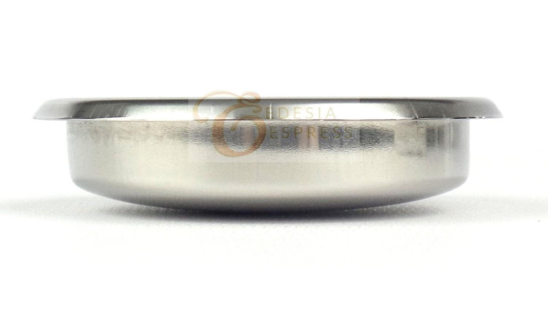 Backflush Disc Stainless Steel - 60mm Ø Edesia Espress Ltd.