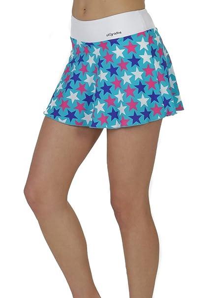 a40grados Sport & Style Falda Stars, Mujer