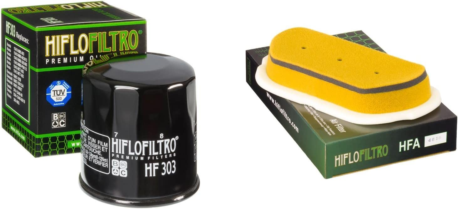 HiFlow Oil Filter For Yamaha 2007 YZF-R6