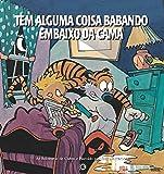 capa de Calvin e Haroldo - Tem Alguma Coisa Babando Embaixo da Cama - Volume - 3