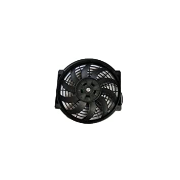 """ACP 12/"""" Universal Push Radiator Cooling Fan Curved Blades Replacement Unit"""