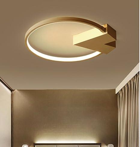 AILAIVM LED Deckenleuchte badezimmer, LED Deckenleuchte modern 20W ...
